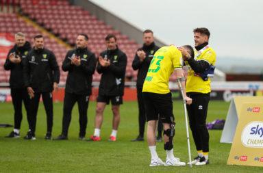 Barnsley v Norwich City - Sky Bet Championship