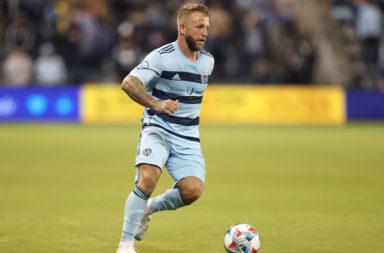SOCCER: MAY 09 MLS - Austin FC at Sporting Kansas City