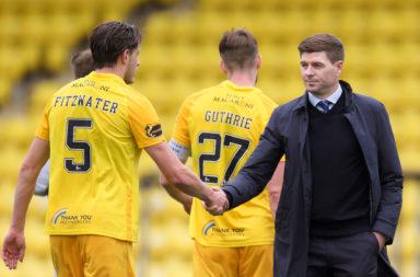 Livingston v Rangers - Ladbrokes Scottish Premiership