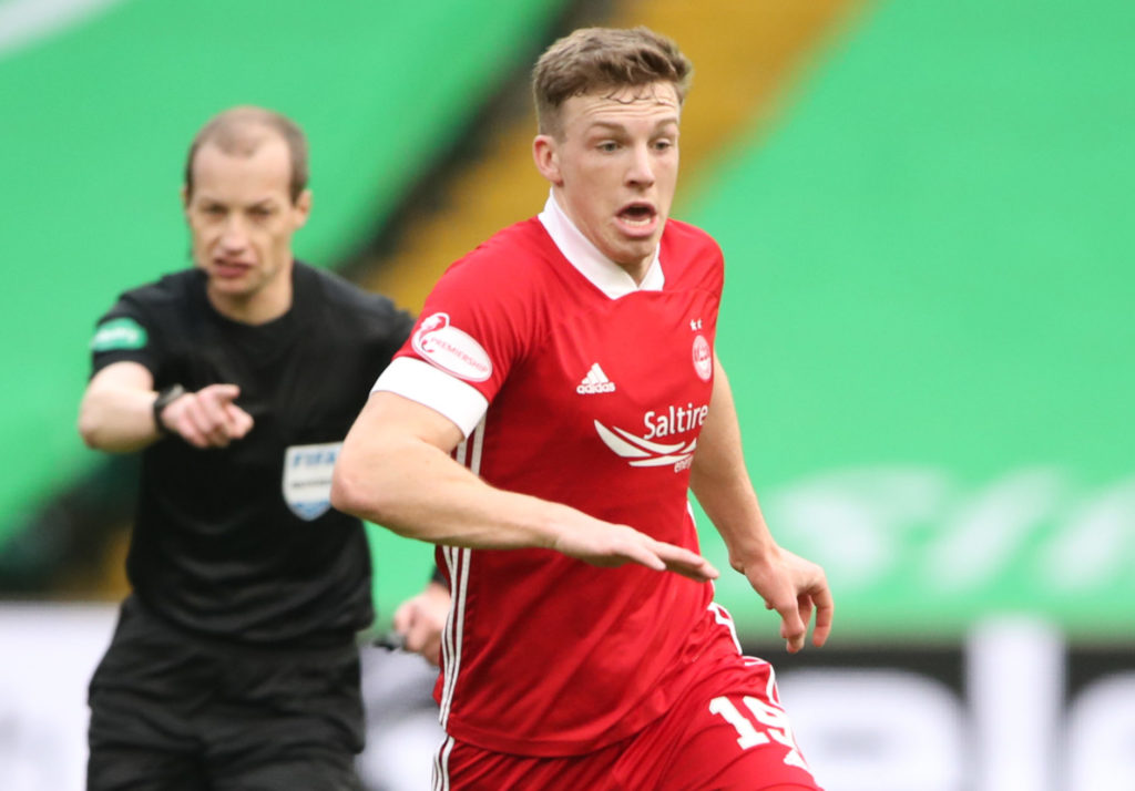 £2 million Watford bid for Aberdeen star rejected as Hornets set to return with better offer