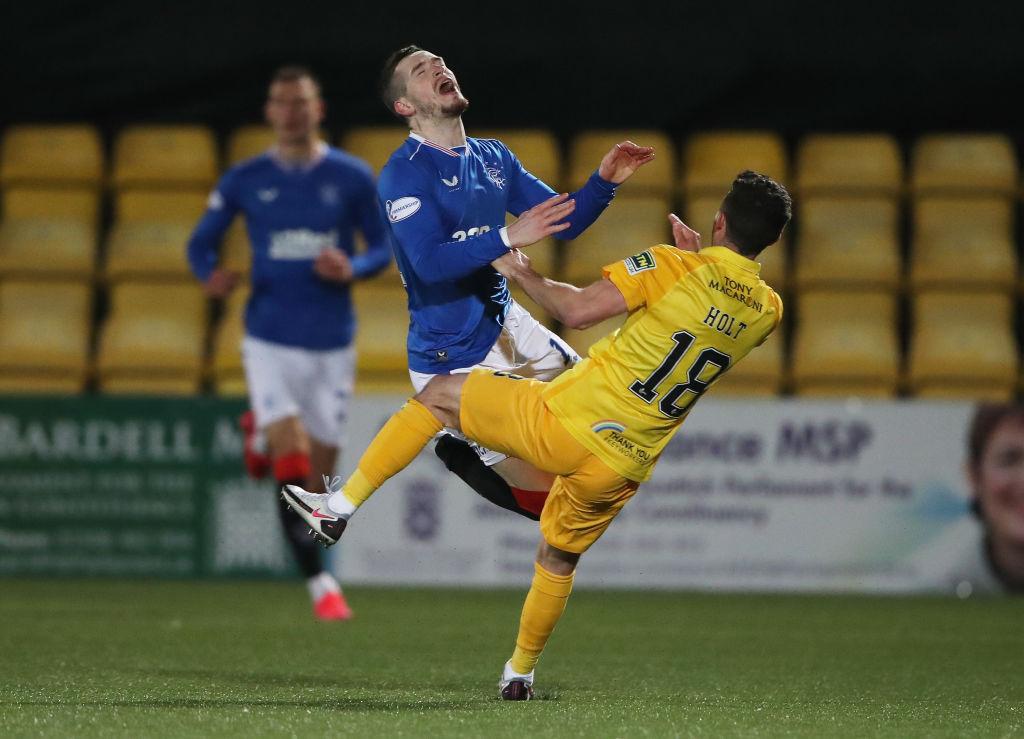 Livingston star urges focus on St Mirren clash after weekend defeat