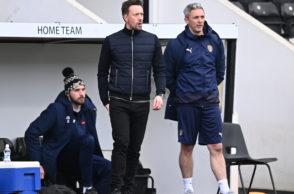 Notts County v Hornchurch - FA Trophy Semi Final