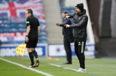 Rangers v Cove Rangers - William Hill Scottish Cup Third Round