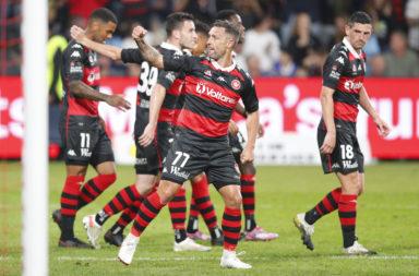 A-League - Western Sydney v Sydney