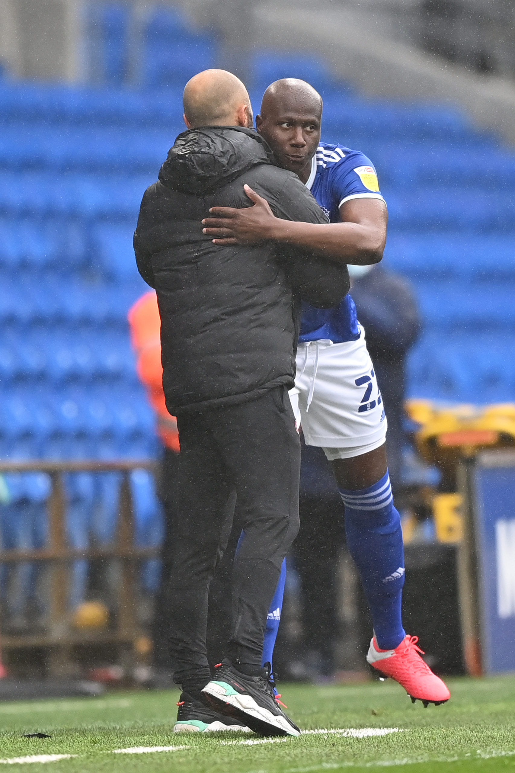 Sol Bamba returned for Cardiff City at the weekend.