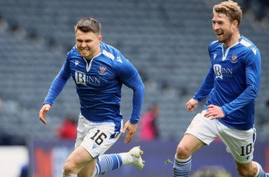 St Mirren v St Johnstone - William Hill Scottish Cup