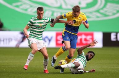 Celtic v St Johnstone - Scottish Premiership