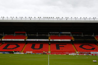 Dundee United v Inverness Caledonian Thistle - Scottish Premiership