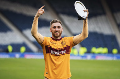 Rangers v Motherwell - Betfred League Cup Semi Final