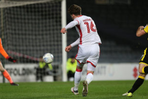 Muirhead netted for Morton.