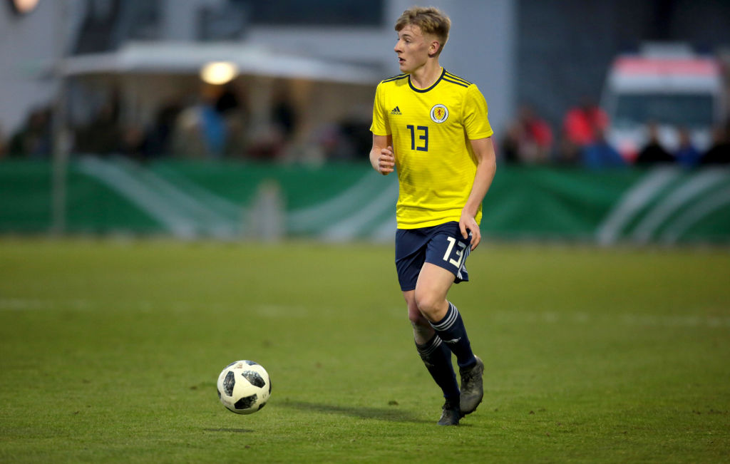 Ibrox academy graduate aims to become next Barisic as he leaves Rangers for South Lanarkshire