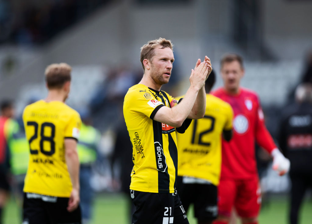 BK Hacken v Malmo - Allsvenskan