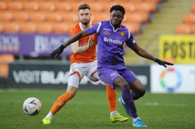 Blackpool FC v Maidstone United - FA Cup Second Round