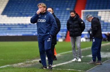 Oldham Athletic v Bradford City - Sky Bet League 2