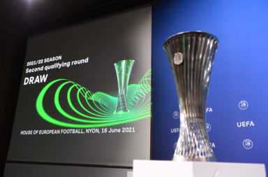 UEFA Europa Conference League 2021/22 Second Qualifying Round Draw