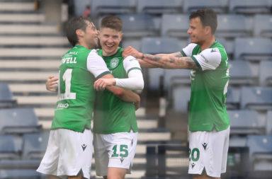 Dundee United v Hibernian - William Hill Scottish Cup