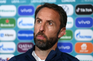 England Training Session and Press Conference - UEFA Euro 2020: Group D