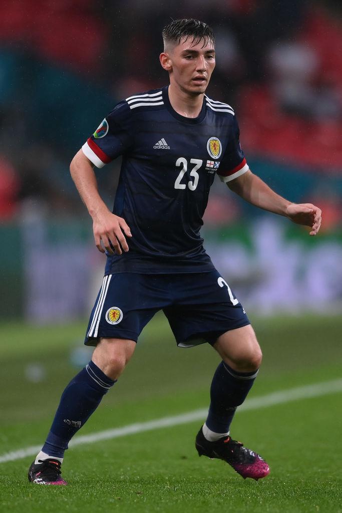 England v Scotland - UEFA Euro 2020: Group D billy gilmour