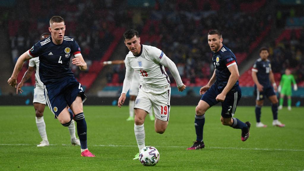 England v Scotland - UEFA Euro 2020: Group D, billy gilmour