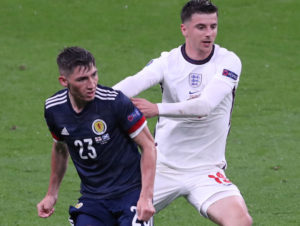Billy Gilmour is wanted.
