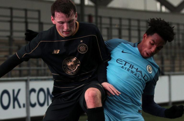Manchester City v Celtic - UEFA Youth League