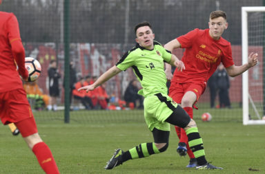 Liverpool v Wolverhampton Wanderers: U18 Premier League