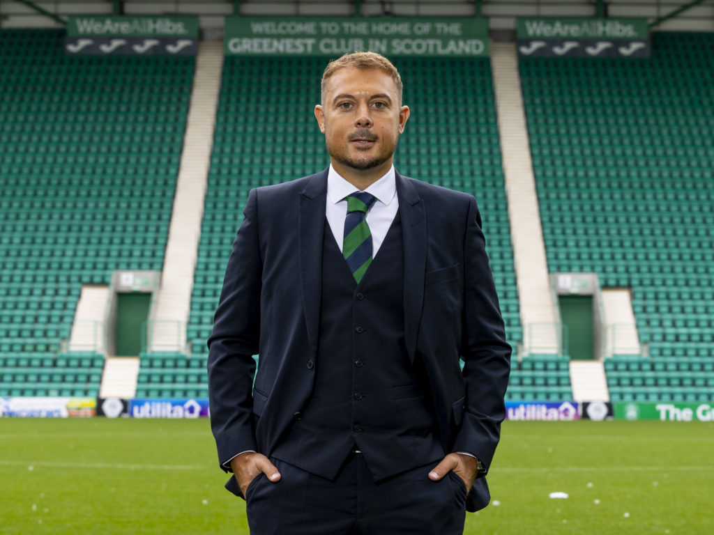 Exclusive: Hibees chief sends warning to clubs over ace after Arsenal transfer question