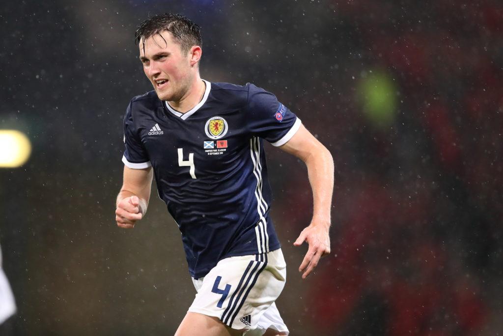 john souttar Scotland v Albania - UEFA Nations League C