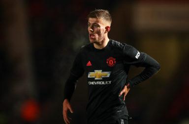 Doncaster Rovers FC v Manchester United U21s  - Leasing.com Trophy