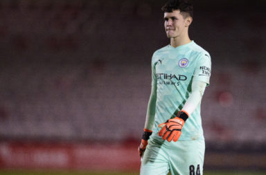 Lincoln City v Manchester City U21 - EFL Trophy