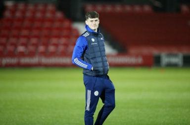 Salford City v Leicester City U21: Papa John's Trophy