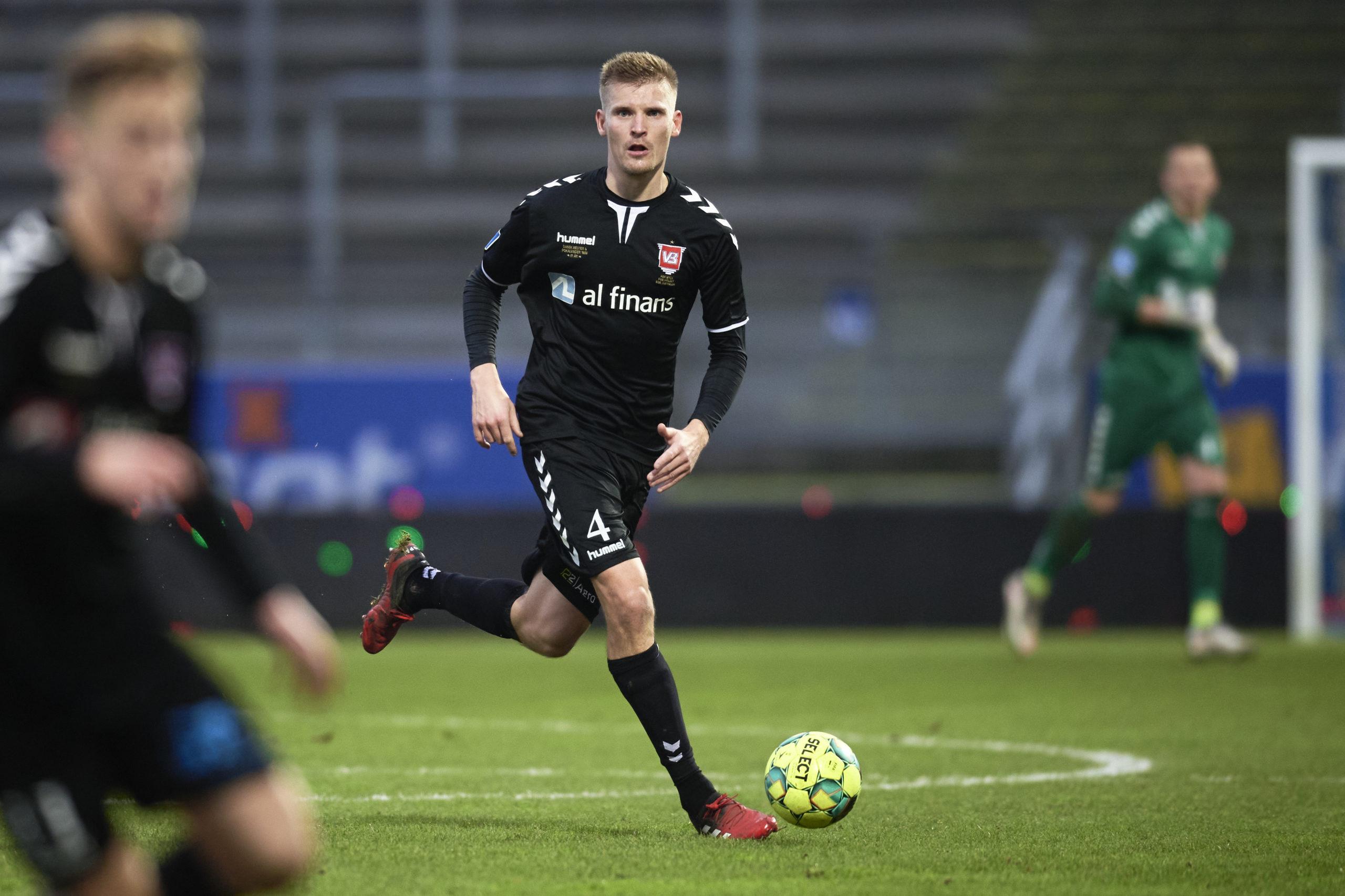 Lyngby BK vs Vejle BK - Danish 3F Superliga