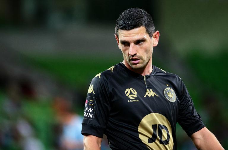 SOCCER: MAR 26 A-League - Melbourne City v Western Sydney