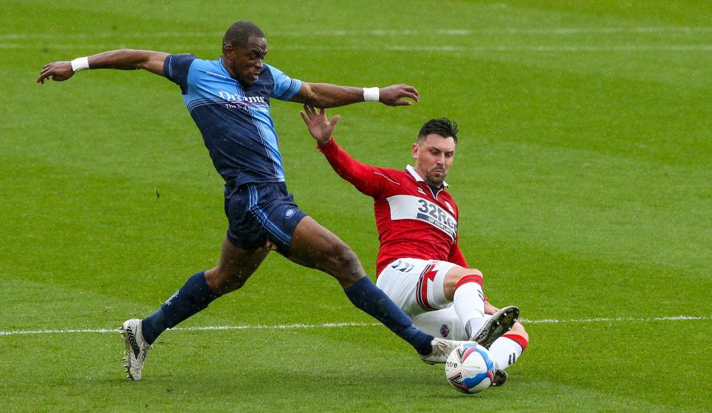 Middlesbrough v Wycombe Wanderers - Sky Bet Championship