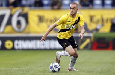 "Final play-offs promotie/degradatie""NAC Breda v NEC Nijmegen"""