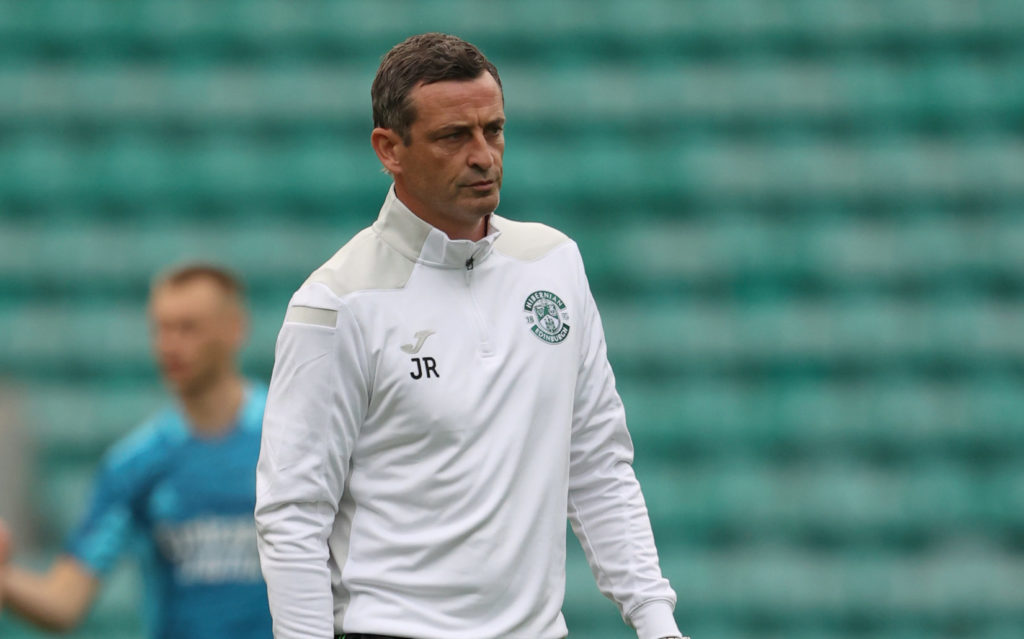 Josh Doig situation will 'determine' what Hibs do in defence says Jack Ross as he continues Chris Mueller pursuit