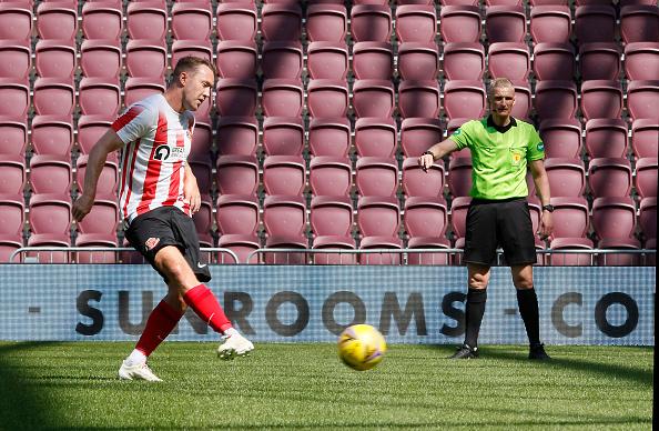Heart of Midlothian v Sunderland: Pre-Season Friendly