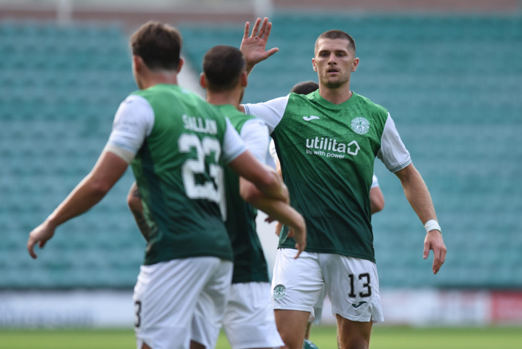 Three things we learned as Hibs star shines on first start in two years during Andorran success