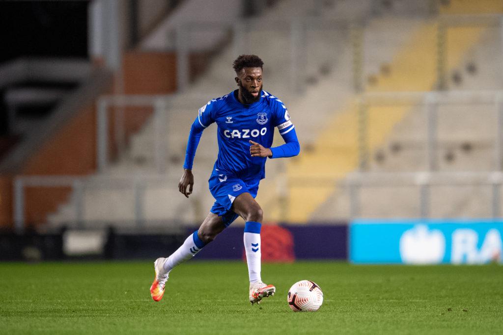 Everton player won't make Arabs move despite speculated transfer interest