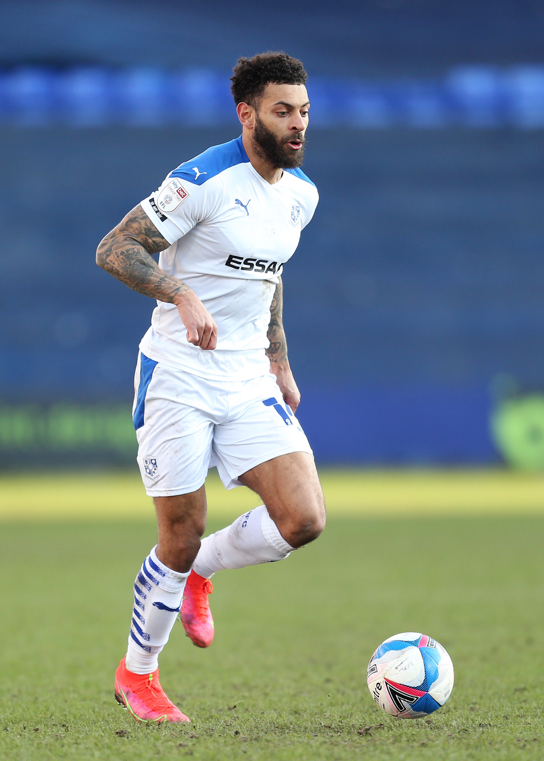 Tranmere Rovers v Crawley Town - Sky Bet League Two