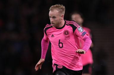 Scotland v Slovakia - FIFA 2018 World Cup Qualifier