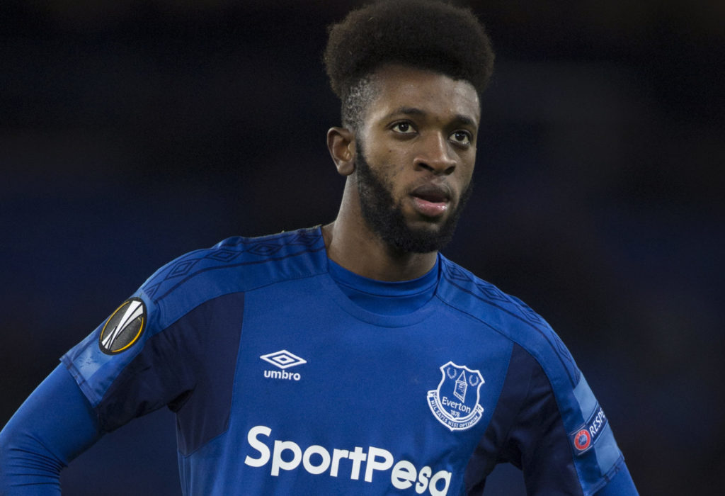 Everton player on the brink of Goodison exit as Jambos boss confirms potential transfer