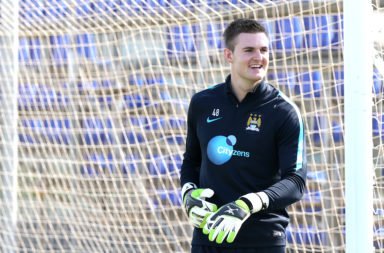 Soccer - Manchester City EDS Training - Day Four - Spain