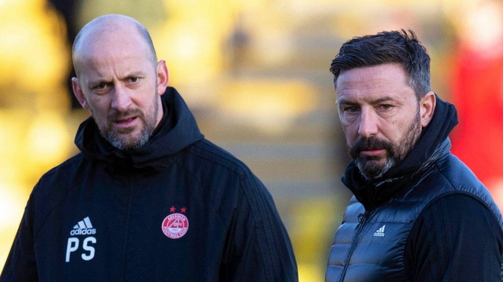 McInnes 'arguably the best manager in Scotland in recent years' according to former Aberdeen coach