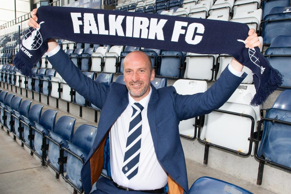 Falkirk boss insists Bairns stars 'desperate' to end dismal run