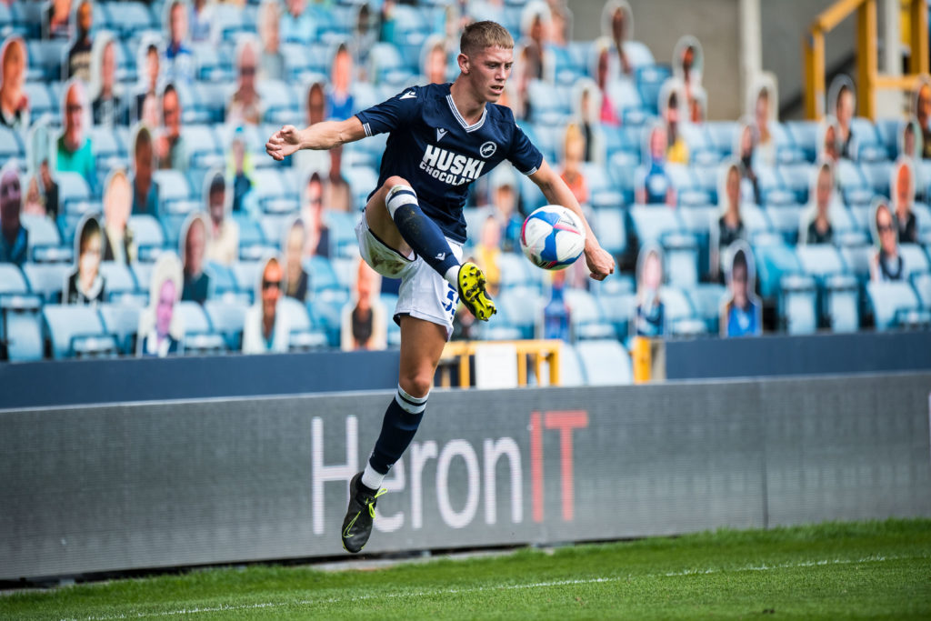 'Good range of passing' - 'Very composed' Millwall talent hailed after Perth debut