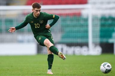 Republic of Ireland v Iceland - UEFA European U21 Championship Qualifier