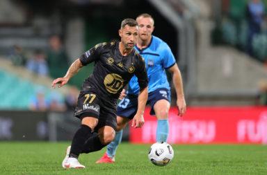 SOCCER: MAY 23 A-League - Sydney FC v Western Sydney