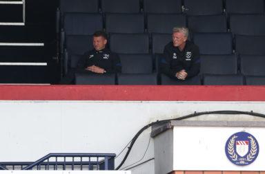 Dundee v West Ham United - Pre-Season Friendly