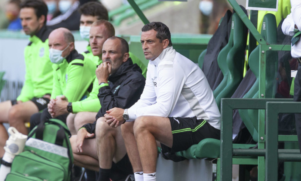 'He's a real talent' - Hibee happy to remain in Leith amid West Ham United speculation says boss